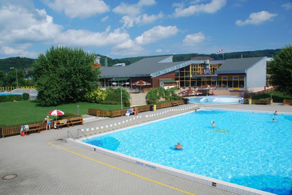 Aquapark Děčín